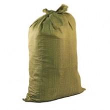 Мешок пп зеленый 38х64, 25г