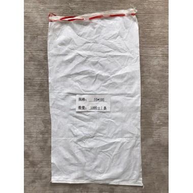 Мешок полипропиленовый 55х105, 60г, с завязками