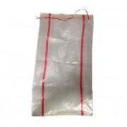Мешок пп прозрачный 55х105, 44г, с завязками